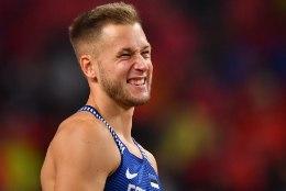 Läbi valu olümpiale pürgiv Janek Õiglane: kui oleks MM või EM, siis ma nii ei punnitaks