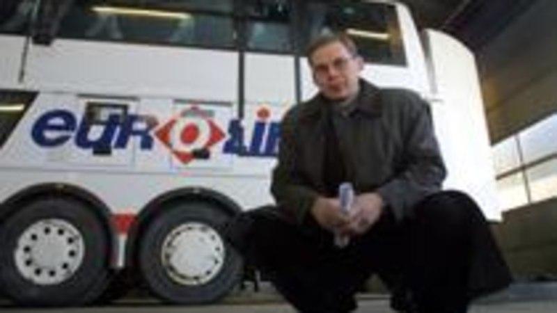"""Tallinna bussijaama """"boss"""" osutus labaseks tankistiks"""