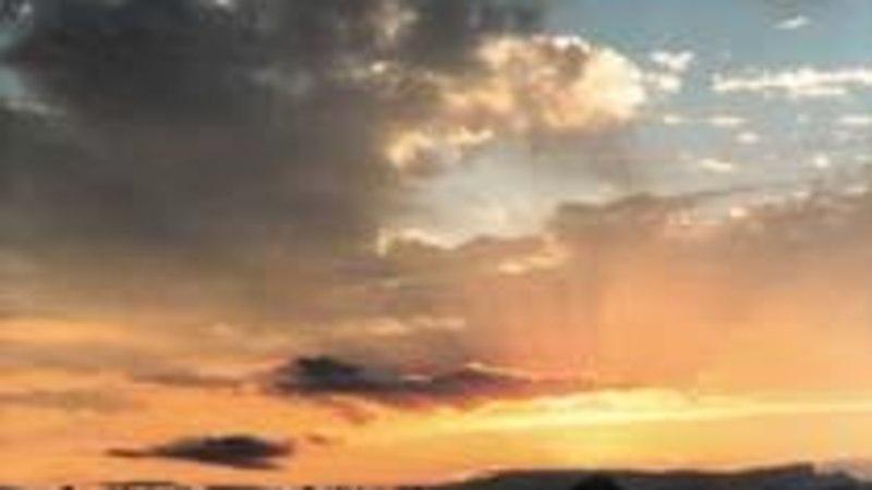 """Pilvefotograaf Mall Värva: """"Taevas on igale inimesele oma sõnum."""""""