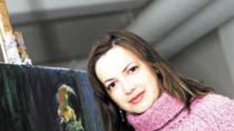 Ave Hamatvalejev: «Nahakunst nõuab püsivust ja  kannatlikkust.»