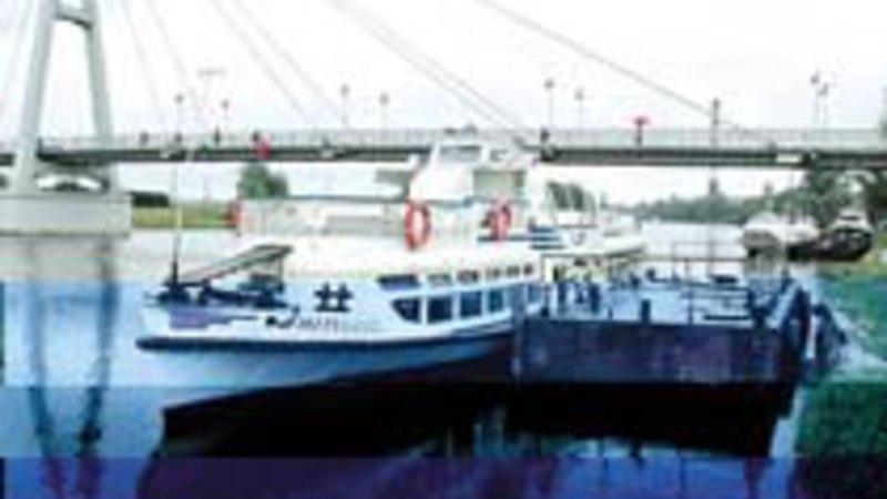Reisilaev põrutas Tartus otsa seitsmele mootorpaadile