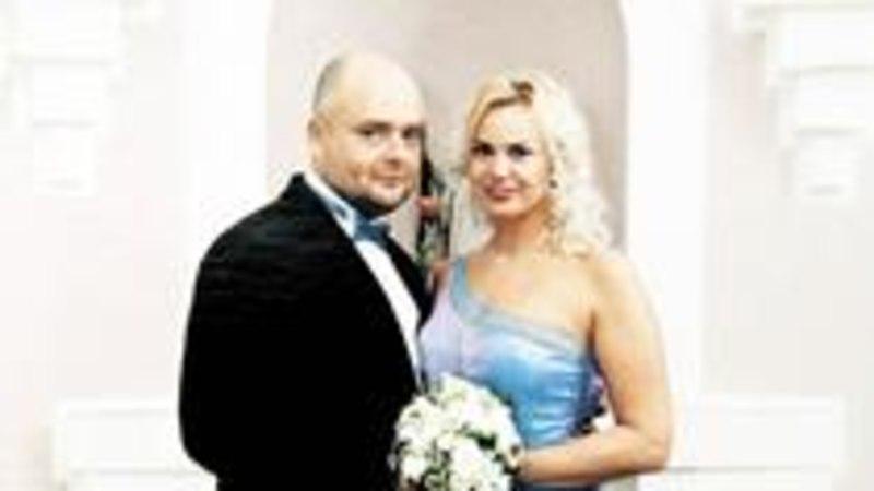 Kärt Karpa ja Andres Anvelt abiellusid