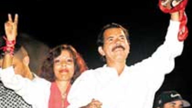 Ekspresident abiellus oma naisega teist korda