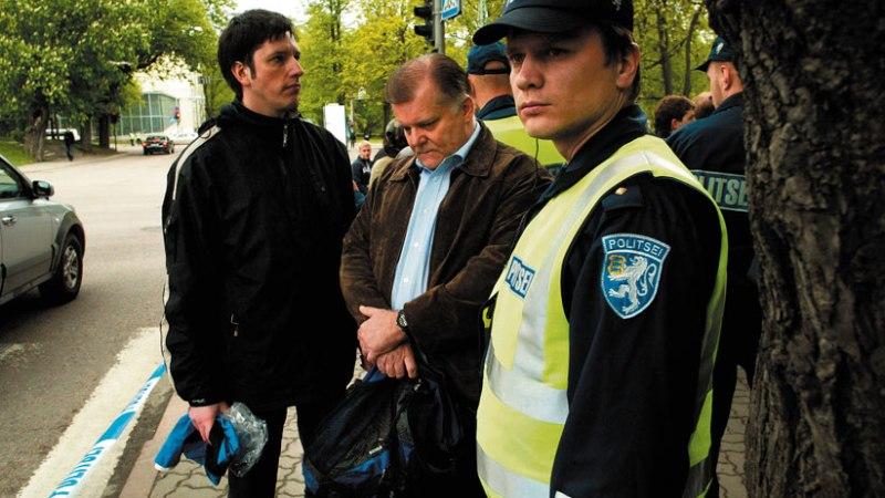 Jüri Estam: palusin end ise vahistada