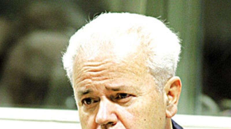 ÜRO tribunal: Milosevici ei mürgitatud