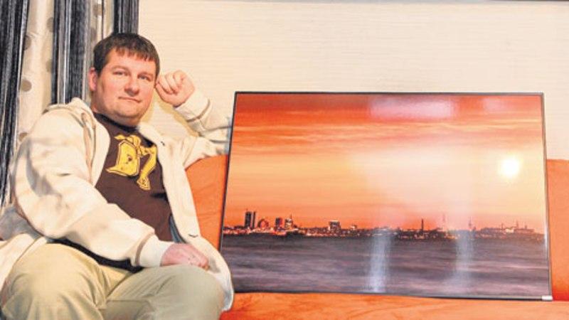 Alari Kivisaar soovitab koju seinale loodusfotosid