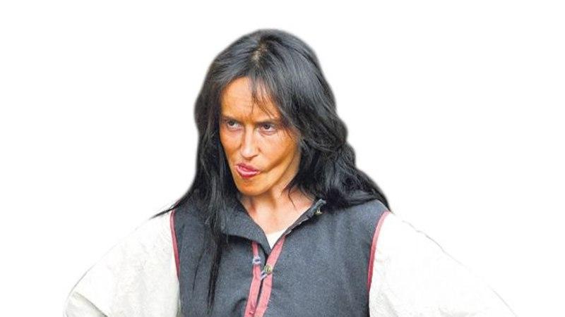 Miks Merle Jäägeri asemel mängib filmis Taarkat Siiri Sisask?