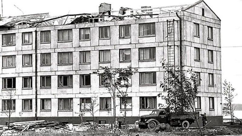 1967 tabas Eestit sajandi torm