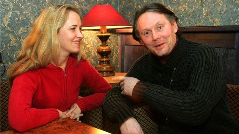 Andres Dvinjaninov ja Marika Barabanštšikova kooselu sai läbi