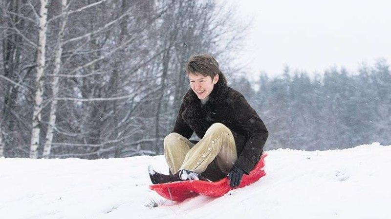 """""""Hästi alustatud, hästi lõpetatud."""" Helen Novikov pole pärast Nagano olümpiamänge jäärennist alla kihutanud"""