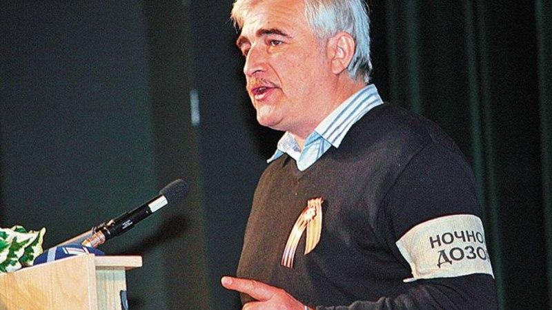 Mässaja Vladimir Lebedev