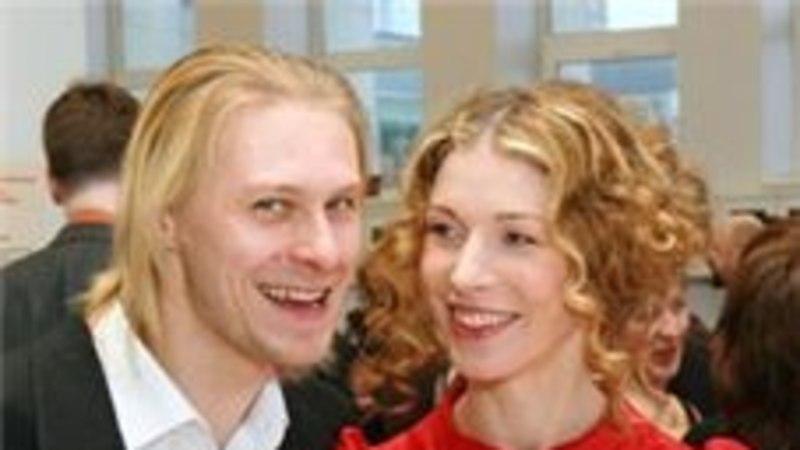 Uus kuum paar: Mirtel Pohla ja Tambet Tuisk