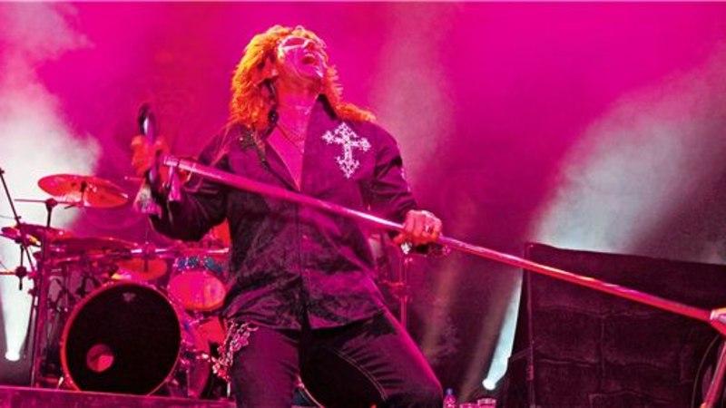 Whitesnake tõestas, et Saku Suurhallis saab välja  keerata ülihea heli