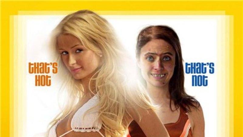 Ja aasta viletsaim näitlejatar on... Paris Hilton!