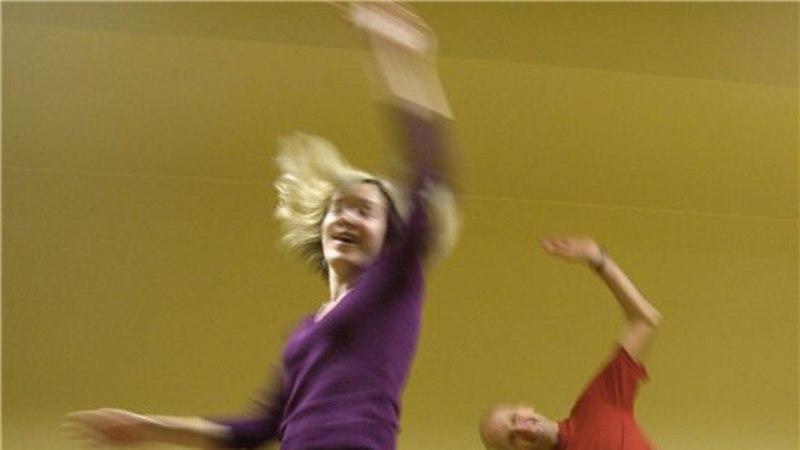 Viie rütmi tantsud: kas või veere kiljudes põrandal
