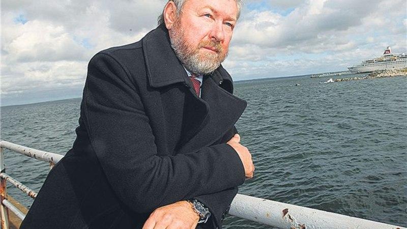Tarmo Kõuts ei usu piraatidesse Läänemerel ega suuda mõista, miks Estonia uppus