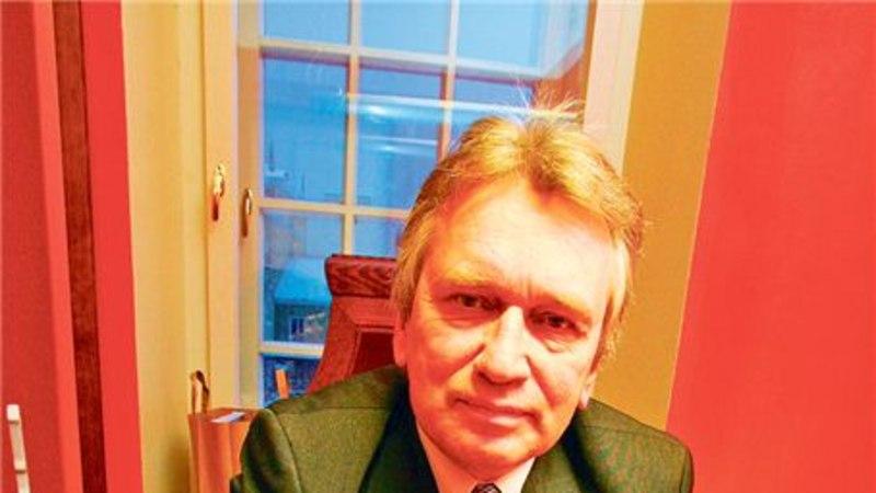 Harri Kingo: alkoholism on jääv puue