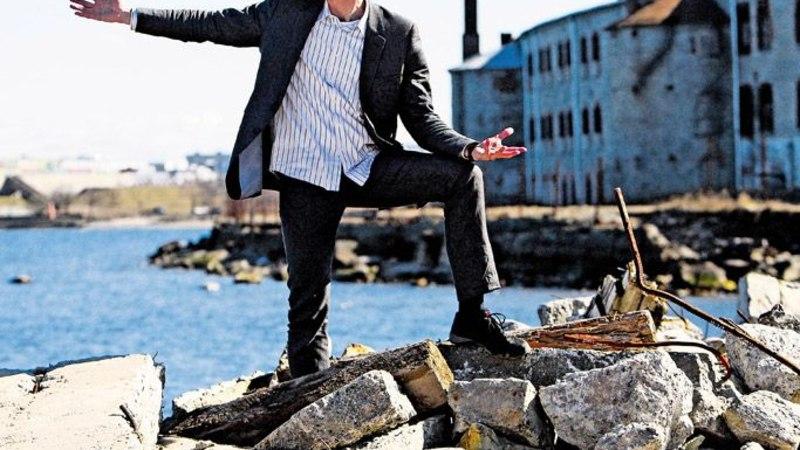 Mikko Fritze katsub Tallinna merele lähemale vedada