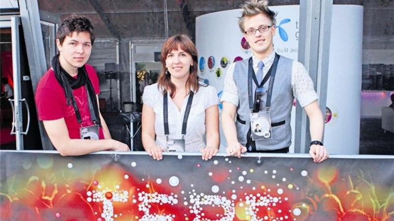 Eestlased, kes teevad Oslos Eurovisioni-karjääri