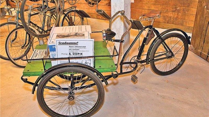 Eesti jalgrattatööstus: jupid välismaalt ja kokkupanek siin ehk «Made in French»