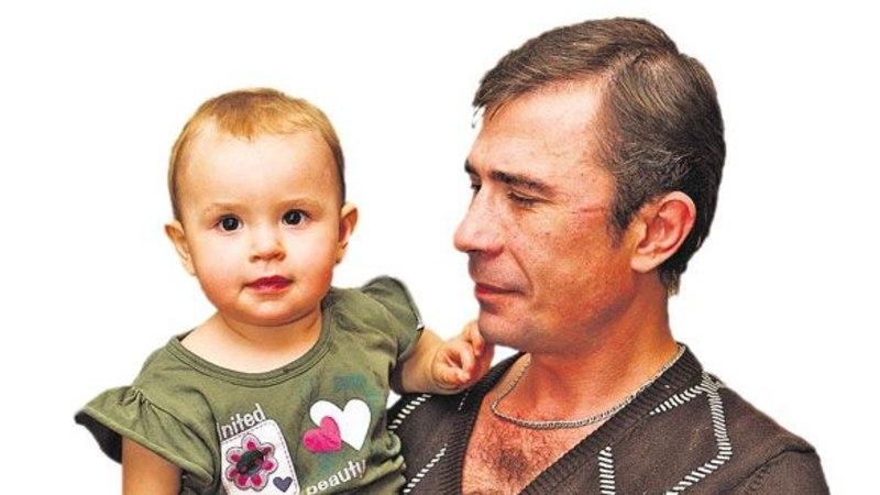 """Üliharuldases tõves lapse isa: """"Isegi väikseim külmetus võib tütrekese elu ohtu seada..."""""""