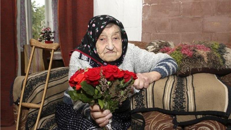 Kui vana on Eesti vanim mees?