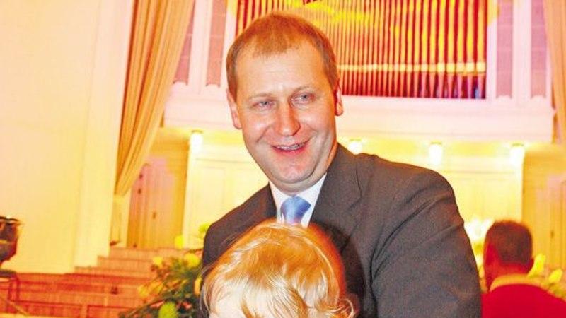 """Aasta isa Urmas Kruuse: """"Igaühega peret luua ei saa, ainult selle üheainsaga."""""""