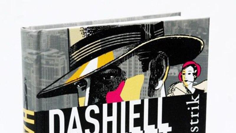 "Dashiell Hammett ""Malta  pistrik"""