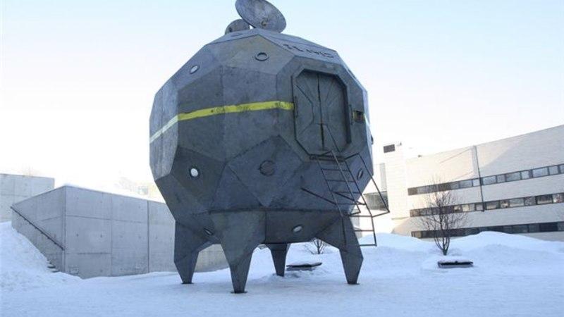 """Installatsioon """"Objekt nr. 2011"""" lõppeb kevade tulekuga"""