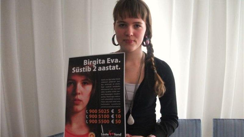 """Lastefondilt abi saanud Birgita Eva: """"Stressi on nüüd palju vähem!"""""""
