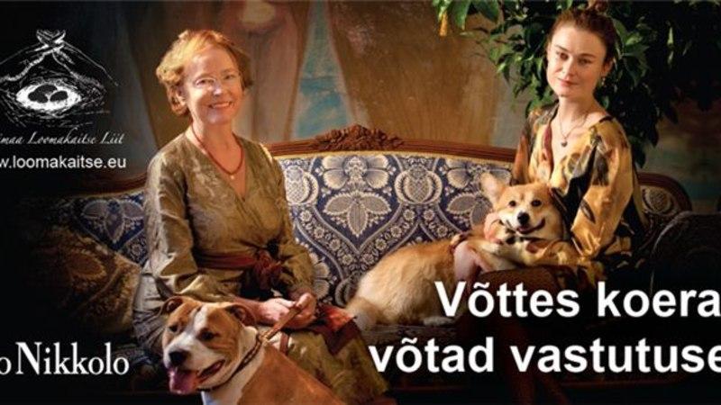 Epp Maria Kokamägi ja Anni Arro: võttes koera, võtad vastutuse!