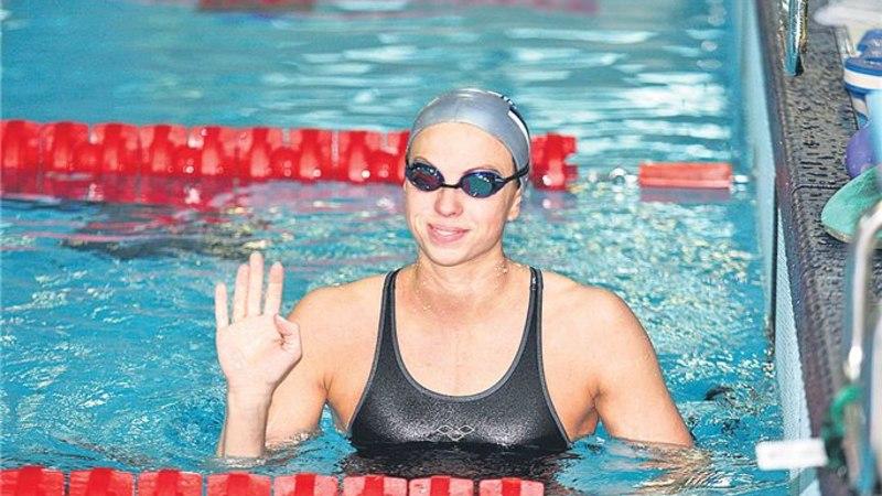 JANA KOLUKANOVA-HAITZ: abielus ja tagasi ujumistrennis