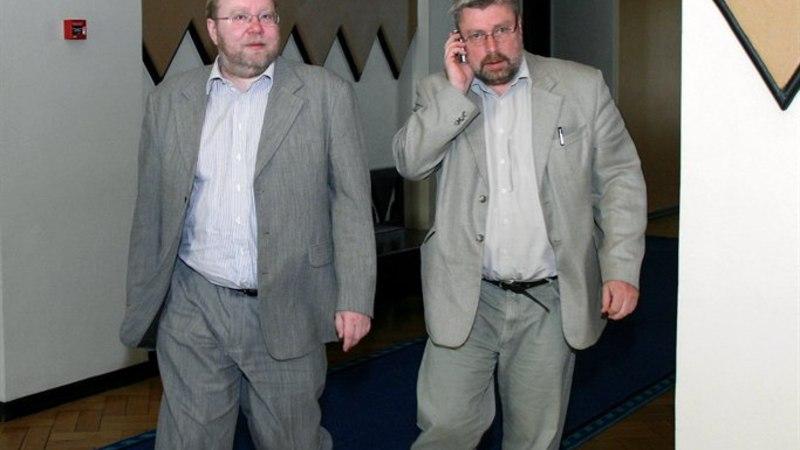 OLIGI ARVATA: Laari meedianõunikuks sai kamraad Lauri Vahtre