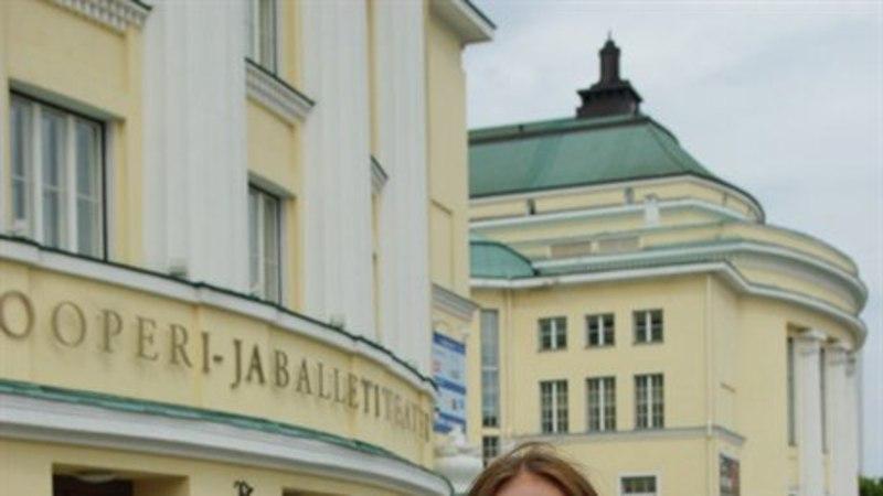 Estonia baleriin Nadežda Antipenko võitis Ateenas toimunud konkursil esikoha