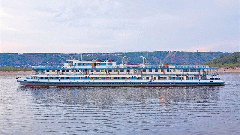 Suuremad laevahukud Venemaal