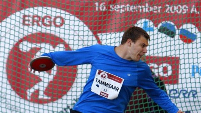 Kettaheitja Al-Dózary ihkab Eesti olümpiakoondisse
