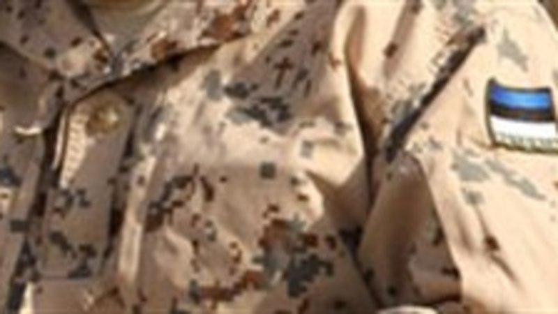 Afganistanis sai Eesti sõdur lõhkekeha plahvatuses viga