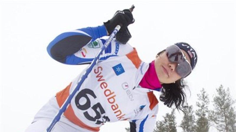 Kaija Parve-Helinurm: tütar on minust andekam ja ambitsioonikam