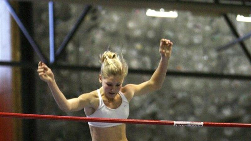 15aastane teivashüppetalent parandas taas Eesti rekordit!