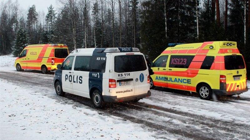 LIIKLUSKAOS SOOMES: Helsingi piirkonnas on liiklusõnnetustesse sattunud sadakond autot