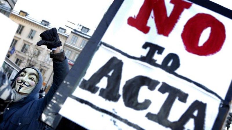 Politsei soovitusel toimub ACTA-vastane protest hoopis Vabaduse väljakul