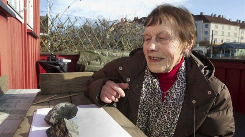HÄMMASTAV LEID: Norras kukkus meteoriit läbi maja katuse