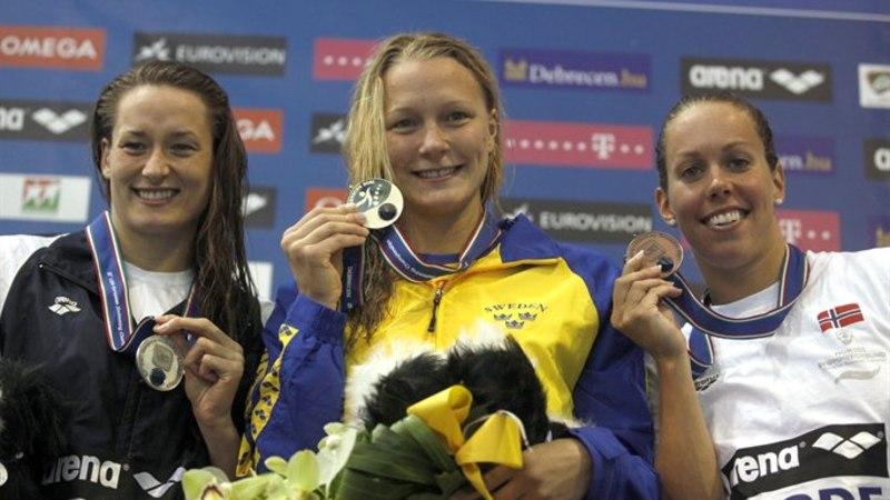 Triin Aljand võitis Euroopa meistrivõistlustel hõbemedali!