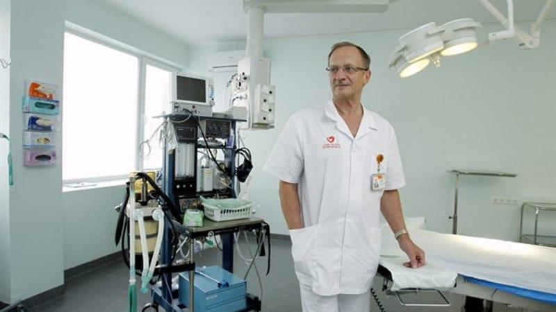 """Andres Kork: """"Seda probleemi, et Soome arste enam ei mahuks, ei ole."""""""
