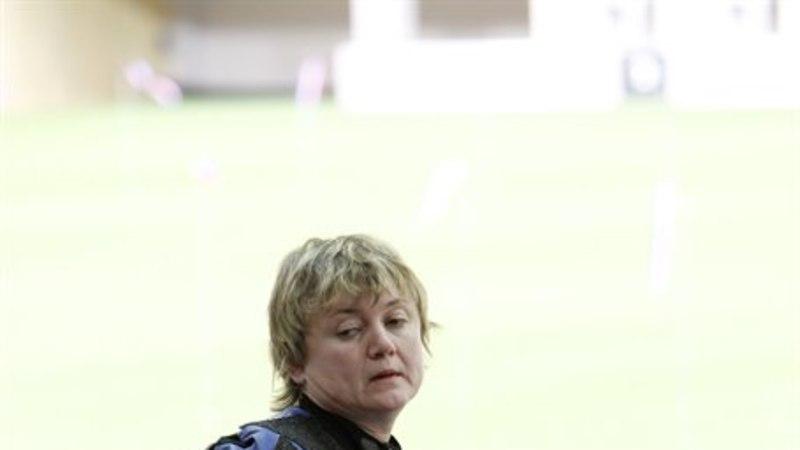 Anžela Voronova tuli sõjaväelaste maailmameistriks!