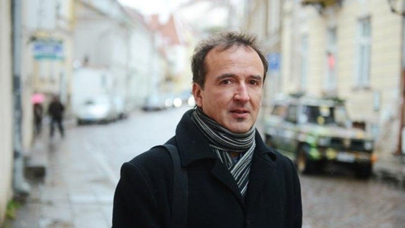 Suri Eesti tippansamblite trummar Ivo Varts