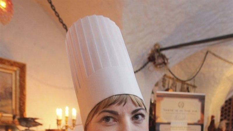 Heidi Pinnak võistleb kokkade olümpial