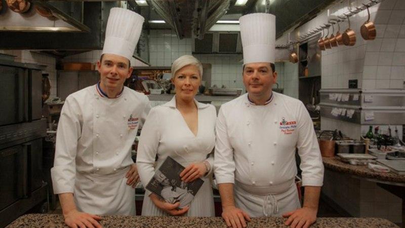 FOTOD: kokkade olümpial esindab Eestit ka Evelin Ilves