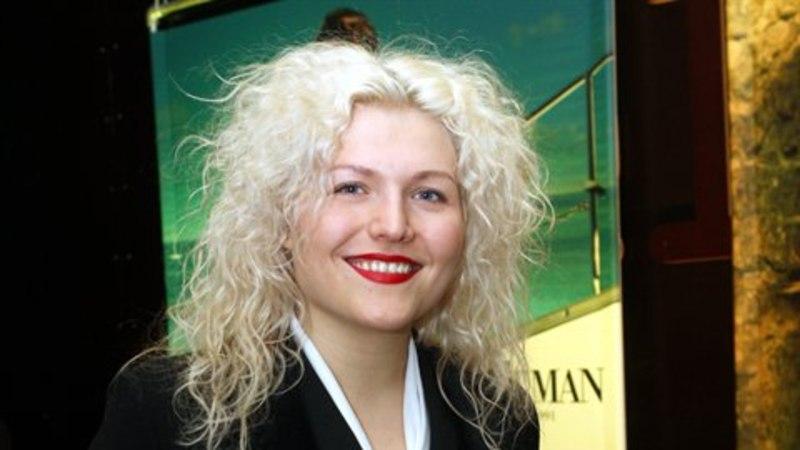 Moekunstnik Xenia Joost sai teist korda emaks