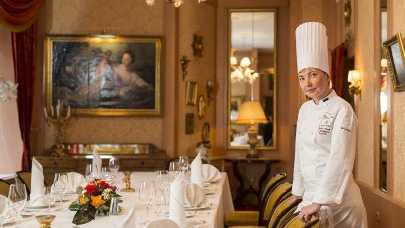 """Peakokk Heidi Pinnak: """"Milline on Eesti köök? Selle küsimusega võib iga koka kraavi ajada!"""""""